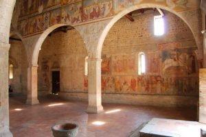 Chiesa di San Giorgio, navata laterale destra