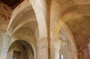 Chiesa di San Giorgio, volte