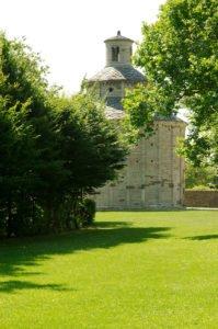 Chiesa di San Tomè, veduta esterna (prospetto nord)