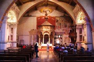 Santuario, visita guidata - Madonna Del Castello