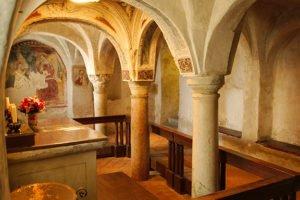 Cripta - Madonna Del Castello