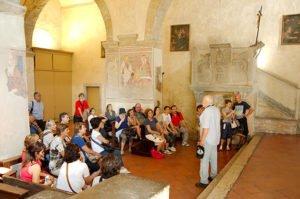 Pieve, visita guidata - Chiesa Madonna Del Castello
